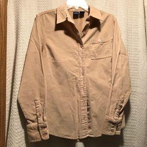 Men's corduroy shirt NWT